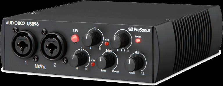 PreSonus USB 96 audio interface