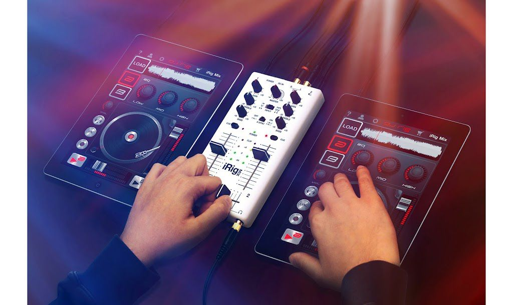 iRig Mix - the perfect companion for the iOS DJ?