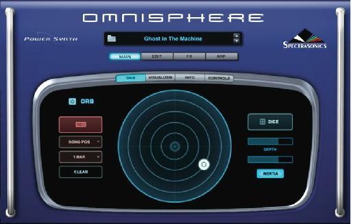 Omnisphere Orb.