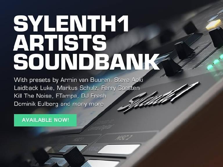 New Sylenth1 soundbank