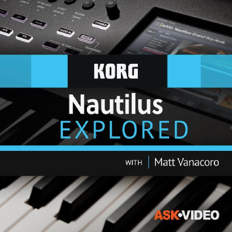 Ask.Video's Nautilus Explored course