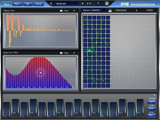 Editing and creating wavetables has never been easier.