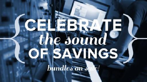 iZotope Cyber Monday Deal