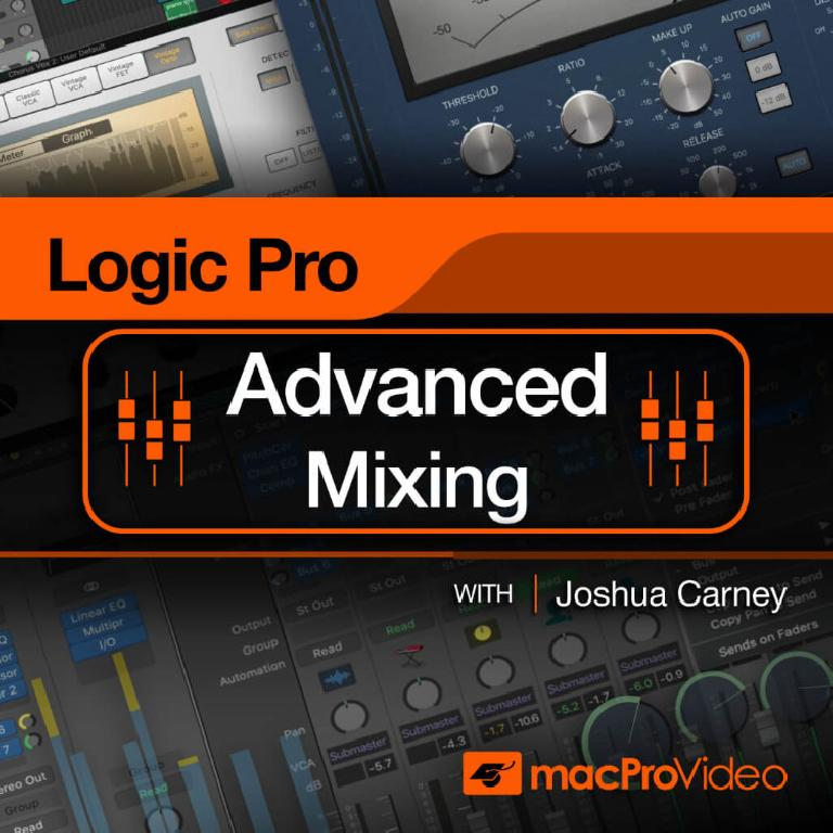 Advanced Mixing Course cover