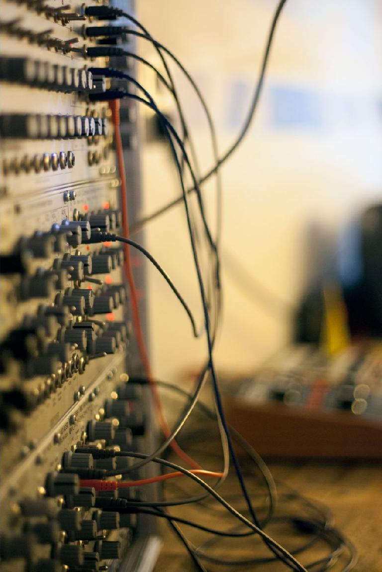 Want to play with synths of a modular variety? SuperBooth16 is the place to go.