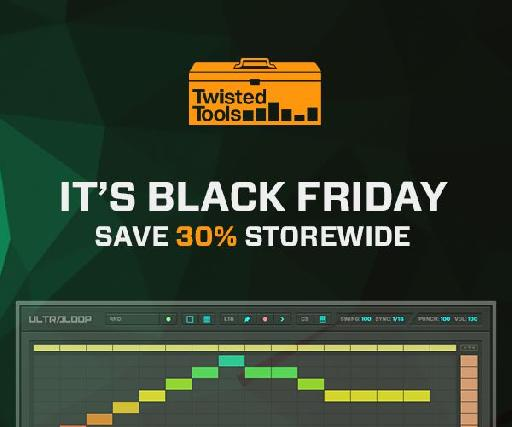 Twisted Tools Cyber Monday Deal