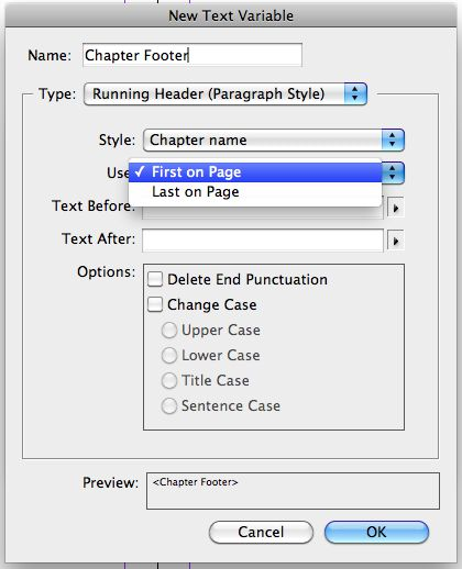 Variable Editor completed