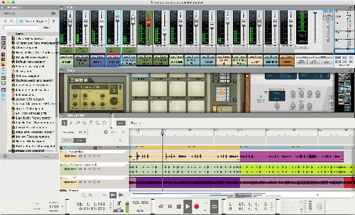 Propellerhead Reason 8.2