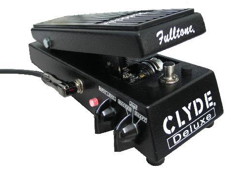 Clyde Deluxe Wah Wah