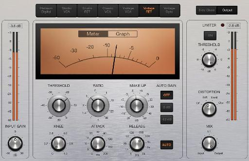 Logic's compressor gets a makeover.