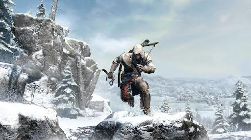 Assassin's Creed 3 was one of the biggest game releases of 2012.