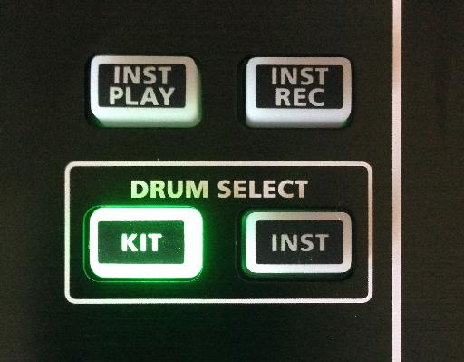 Select a drum kit