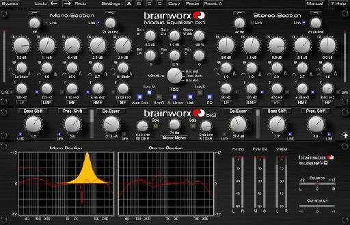Brainworx plugin