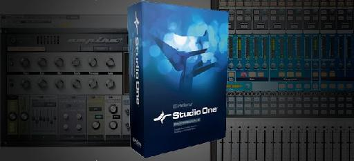 PreSonus Studio One 2.6.2 + add-ons
