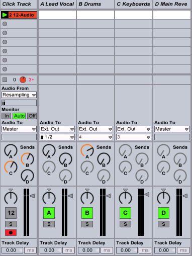 click track