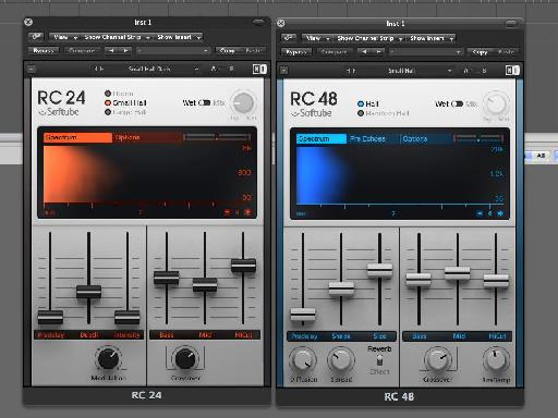 The Classic Reverb Plug-ins