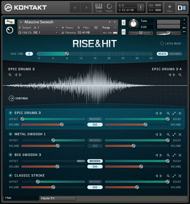 Native Instruments Rise & Hit