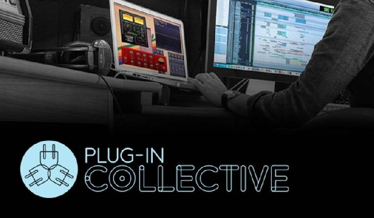This is the Focusrite Plug-In Collective.