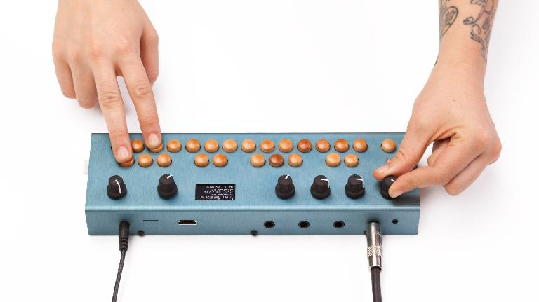 Critter & Guitari Organelle hands-on.