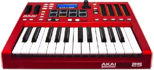 Akai Pro Max 25