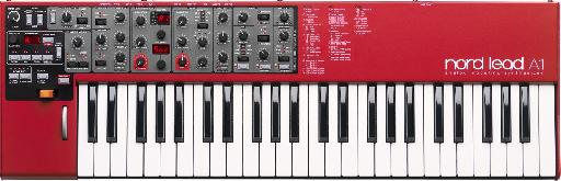 Nord Lead A1 analogue modelling synthesiser