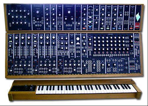 1. Moog Modular