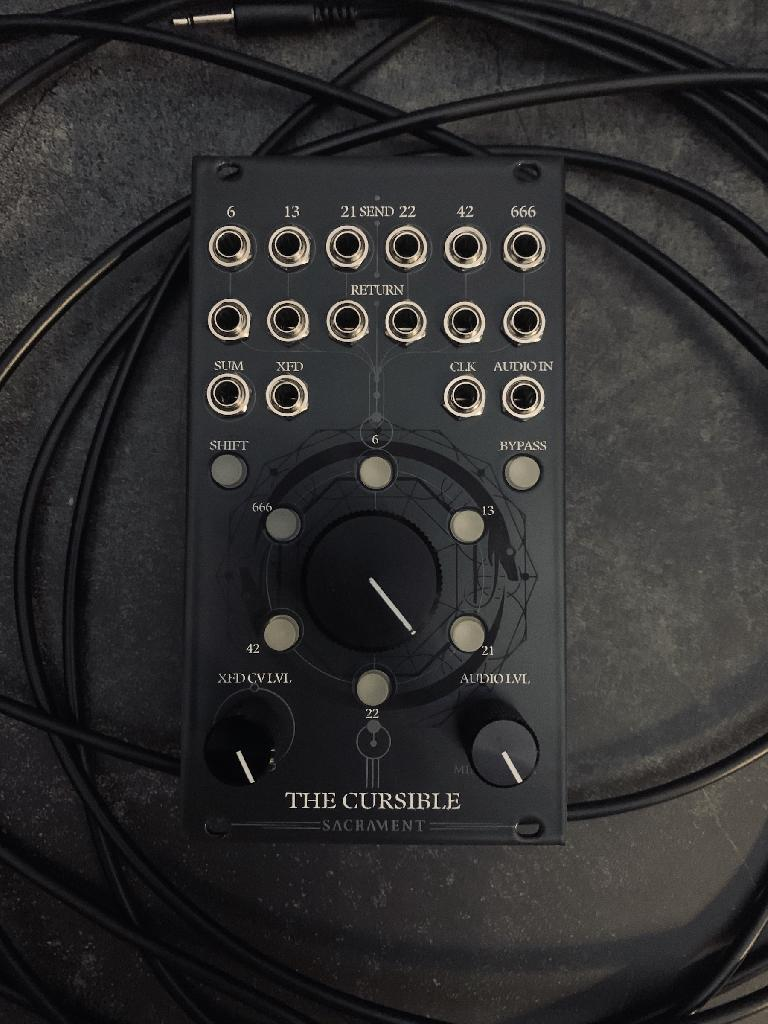 Sacrament Modular - The Cursible