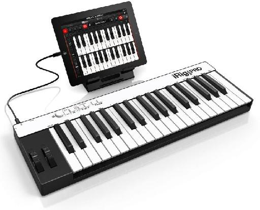 IK Multimedia's iRig Keys Pro is compatible across the board: iPad, iPhone, iPod Touch and for Mac & PC!