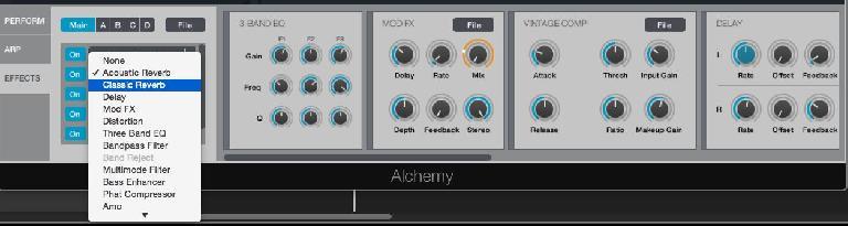 Logic Pro X Alchemy 7