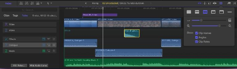 The new Timeline 2 bring a whole lot of control to audio editing