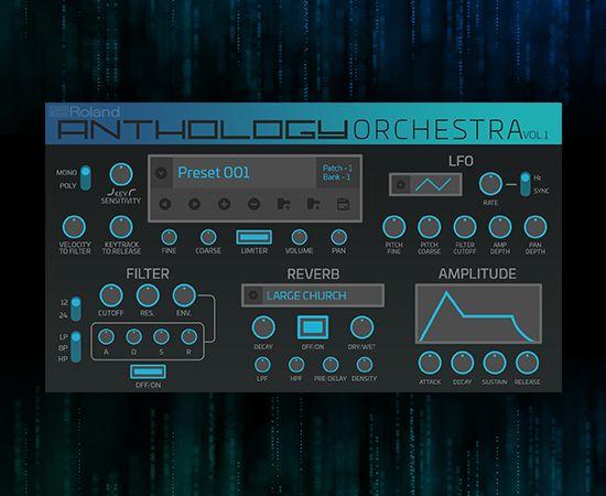 Anthology Orchestra