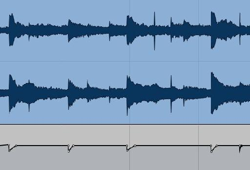 Using Volume Automation to Attenuate Attacks in Pro Tools