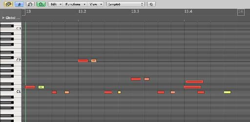 replace the second two hits on each drum with two kicks