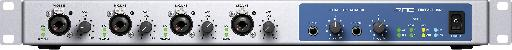 RME Fireface 802 - The Fireface does double duty as an audio interface and studio monitor controller.