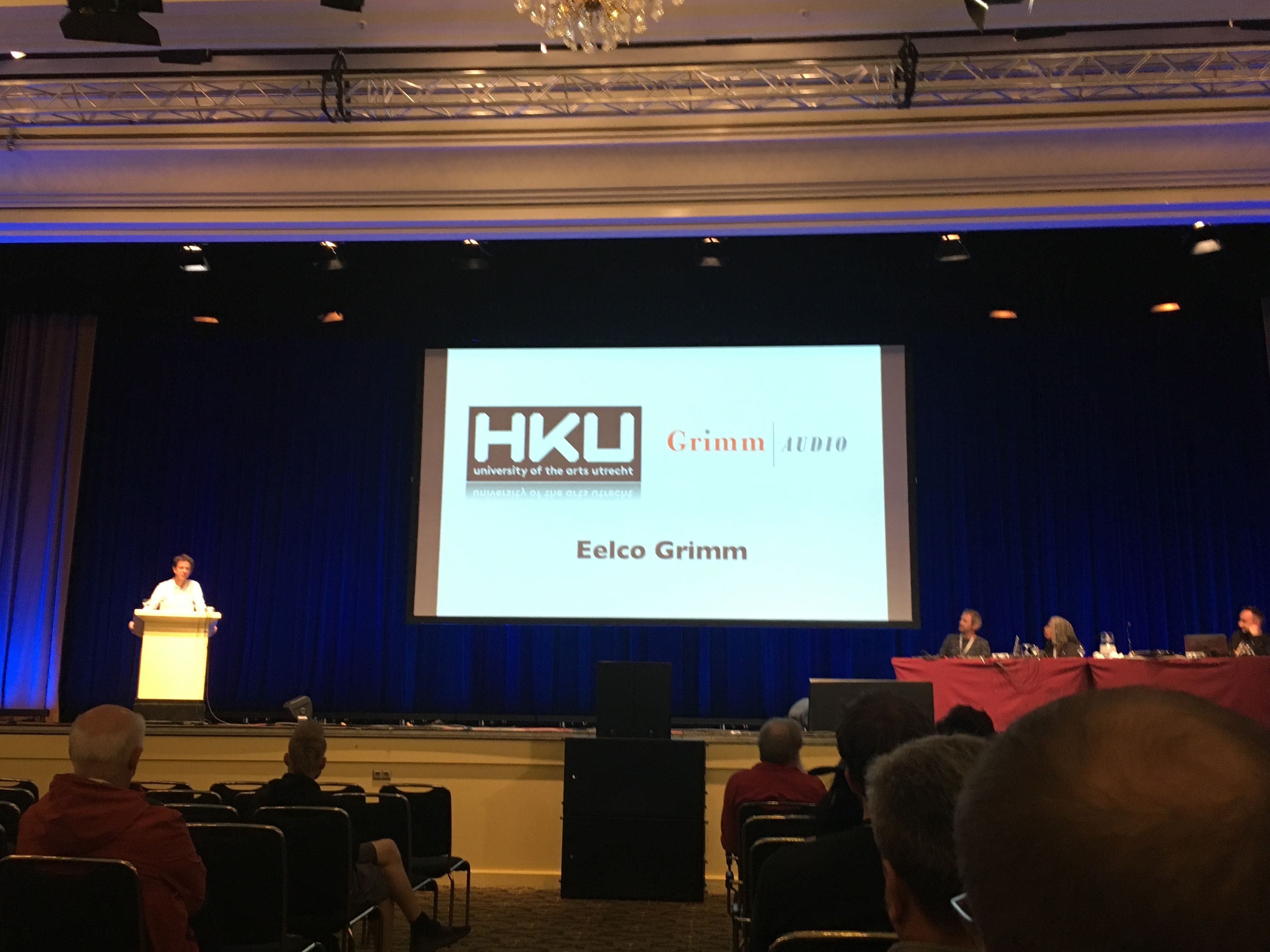 Optimum loudness normalization for music streaming: Eelco Grimm, HKU University of the Arts and Grimm Audio