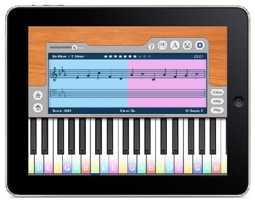 Piano Notes Pro App.