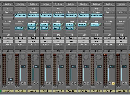 Create a sub mix