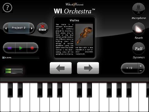 iPad Screen.
