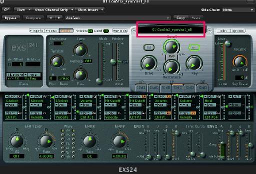 Choosing an EXS24 instrument