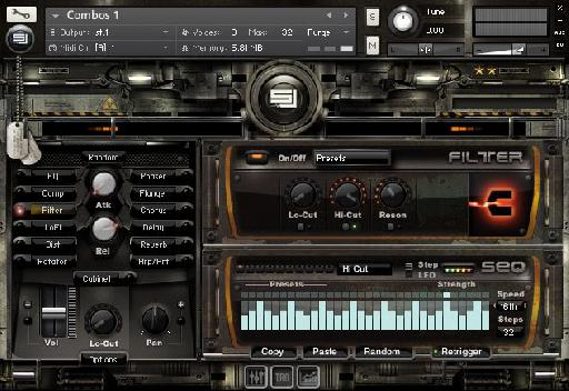 Effect parameters have their own sequencer!