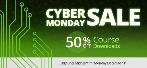 AskVideo Cyber Monday Deal