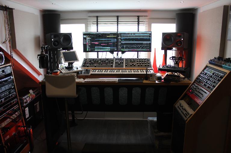 Eelke Klejin's studio