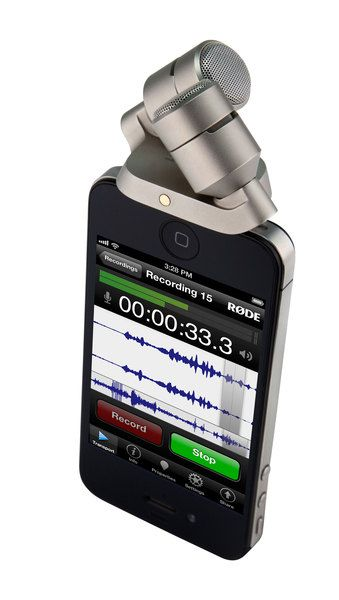 Rode iXY mic for iPhone