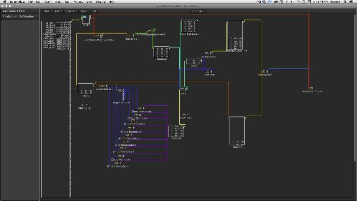 Remember this? The old, complex way to setup a useable Arpeggiator in Logic 9.