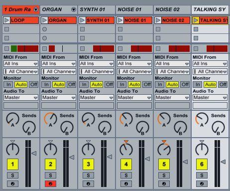 Final mix