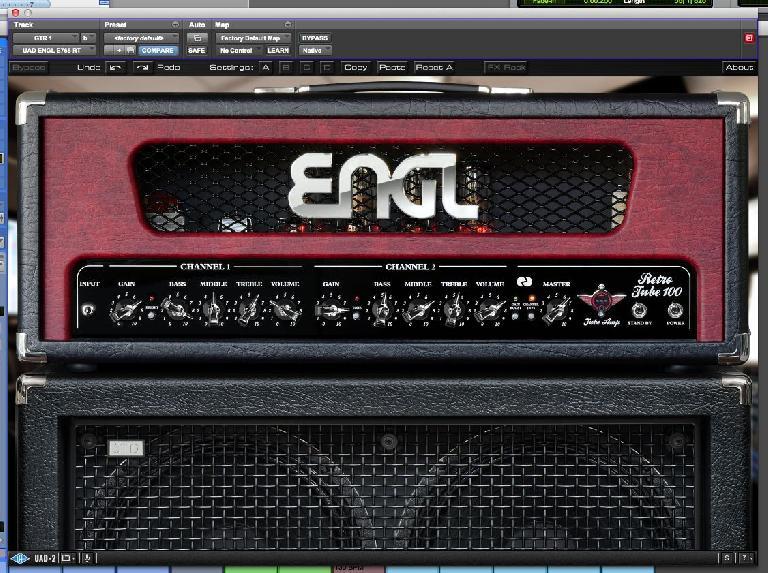 ENGL E765 RT (Retro Tube)