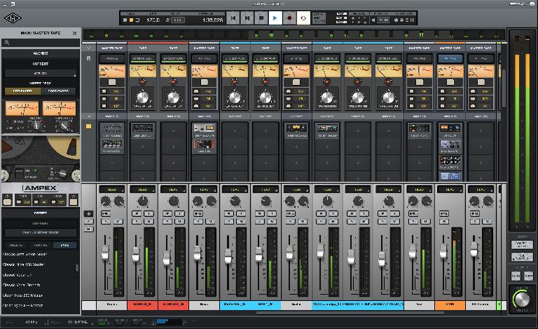 Ampex ATR‑102 LUNA Extension screenshot