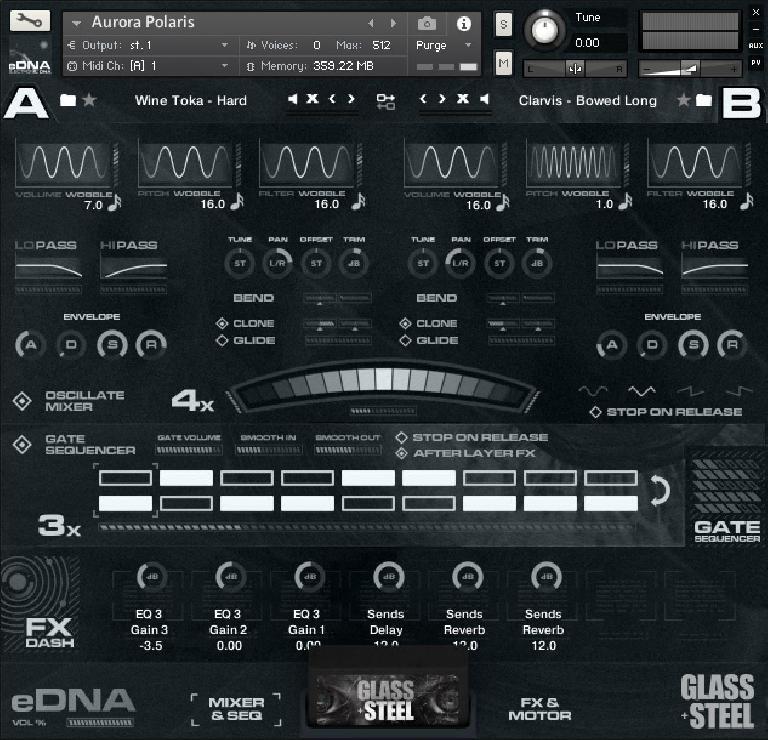 Spitfire Audio Glass & Steel