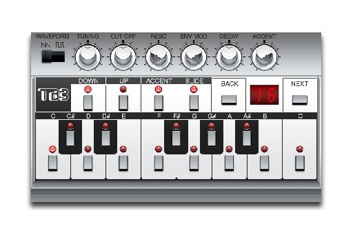 The TB-3 Bass Transistor