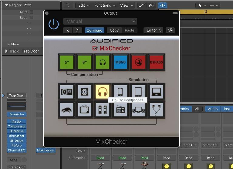 Audified MixChecker 1.1